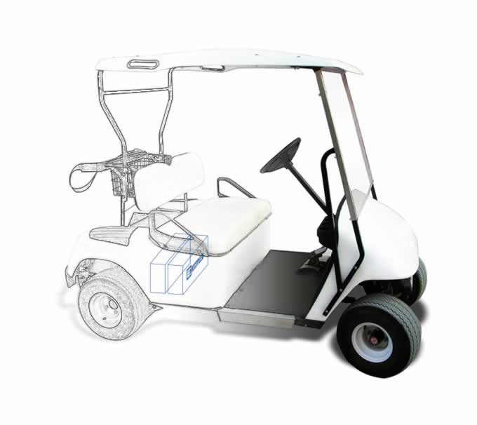 Electric Golf Cart Battery-EEMB- Provide All Your Power Needs on